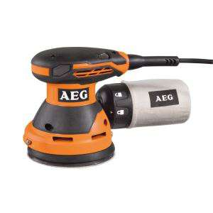 Ponceuse excentrique AEG  360 w 125 mm