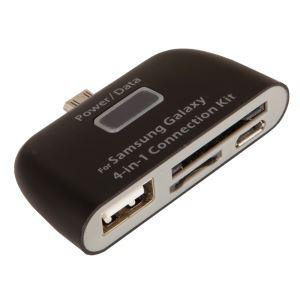 Adaptateur USB/Micro USB/SD/Micro SD Urban Factory ICR42UF pour tablette