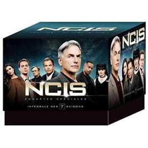 Coffret 42 DVD de l'intégrale des saisons 1 à 7 de NCIS