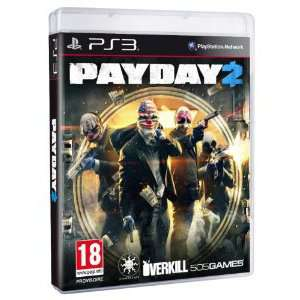 Payday 2 sur PS3