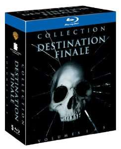 Coffret Blu-ray – Destination finale – Volumes 1 à 5