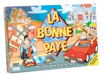 Jeu de société La Bonne Paye (9€ de port)