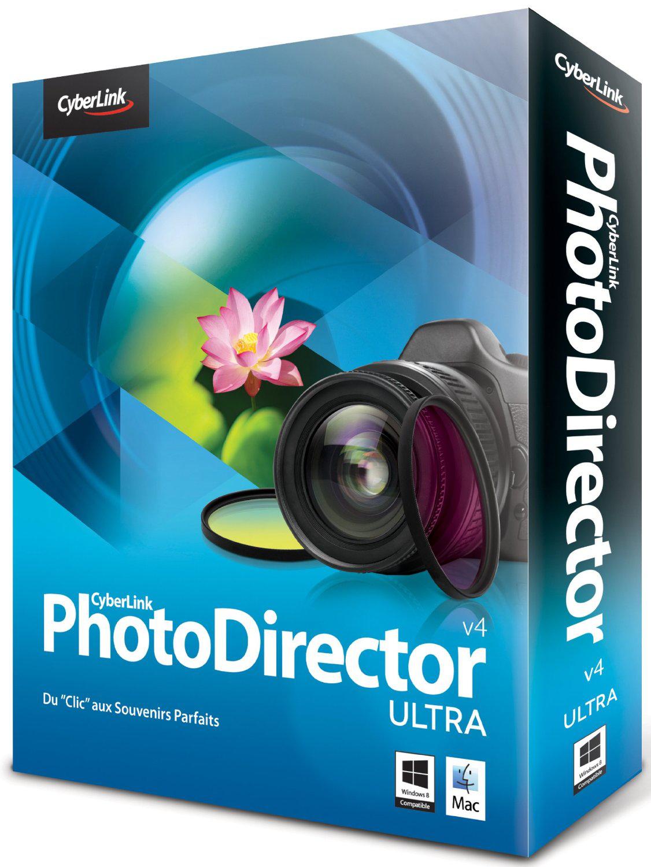 Logiciel PhotoDirector 4 Gratuit