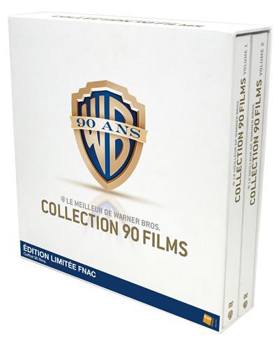 Coffret 90 Warner - 90 Films (DVD)