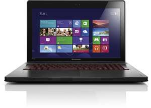"PC Portable 15.6"" Lenovo Ideapad Y510P - i5, SSD 256 Go, RAM 4 Go, Geforce GT755M"