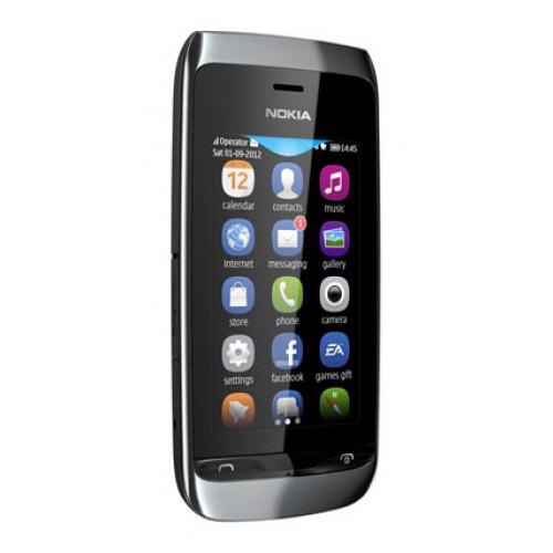 Téléphone Nokia Asha 308 + Carte Micro SD 2 Go