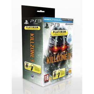 Killzone 3 + Oreillette Bluetooth Officielle Sony PS3