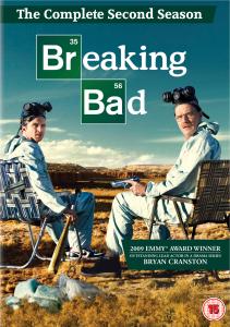 Coffret DVD Breaking Bad Saison 2