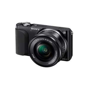 Appareil photo hybride Sony Alpha NEX-3N + Objectif 16-50 mm (Noir)