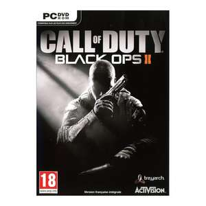 Call of Duty Black Ops 2 sur PC