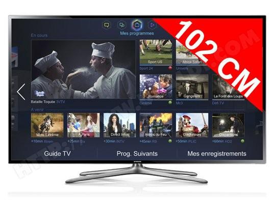 "Téléviseur LED 40"" Full HD 3D Samsung UE40F6400"