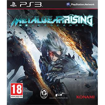 Metal Gear Rising : Revengeance sur PS3