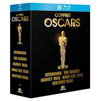 Coffret 5 Blu-Ray Oscars 2011 - Démineurs - The Reader - Harvey Milk - Dans ses yeux - Winter's Bone