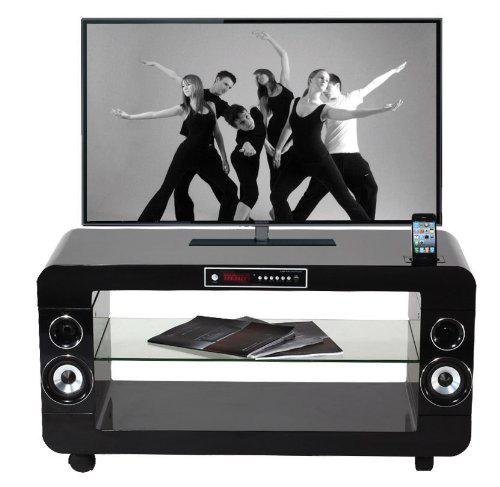 Meuble TV Amplifié 2.1 Soundvision SV-200B