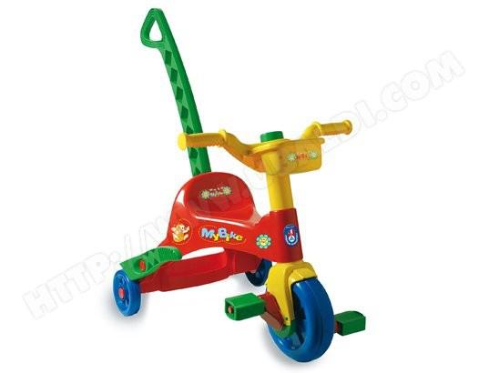 Tricycle enfant Androni avec klaxon