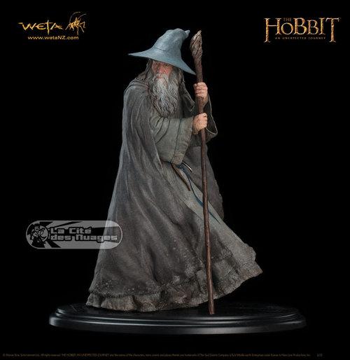 Statuette de Collection, Gandalf le Gris