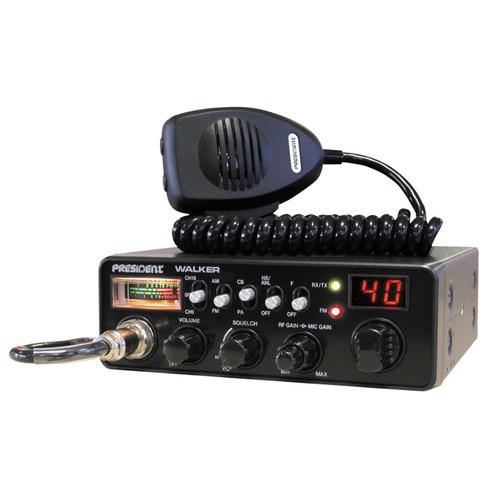 CB / Emetteur radio President Walker TXMU100