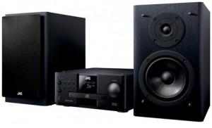 Mini-Chaîne compacte audio JVC NX-AK1 - STOCK TRES LIMITE