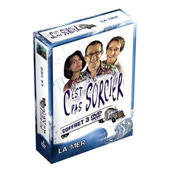 Coffret DVD C'est pas sorcier - La Mer