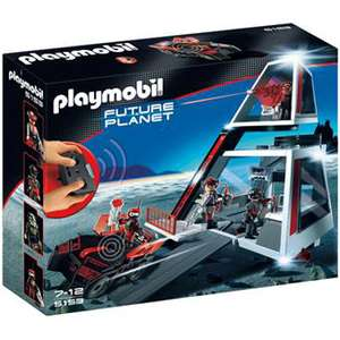 Quartier général des Darksters Playmobil 5153
