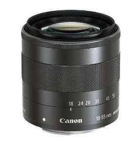 Objectif Canon EF-M 18-55mm f/3.5-5.6 IS STM