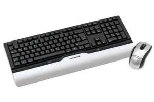 Ensemble clavier + souris sans fil Cherry M82-24810 CONTROL XT