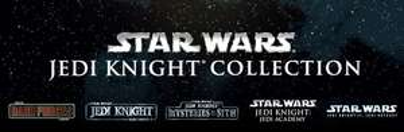 Star Wars Jedi Knight Collection pc & mac