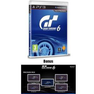 Gran Turismo 6 PS3 + Pack Précision