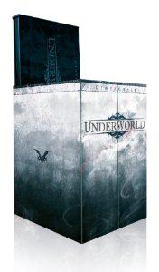 Coffret Underworld L'intégrale collector - Combo 4 Blu-ray + DVD + Statuette