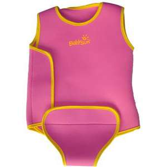 Combinaison Anti-UV Babysun - Taille 3-12 mois - Rose