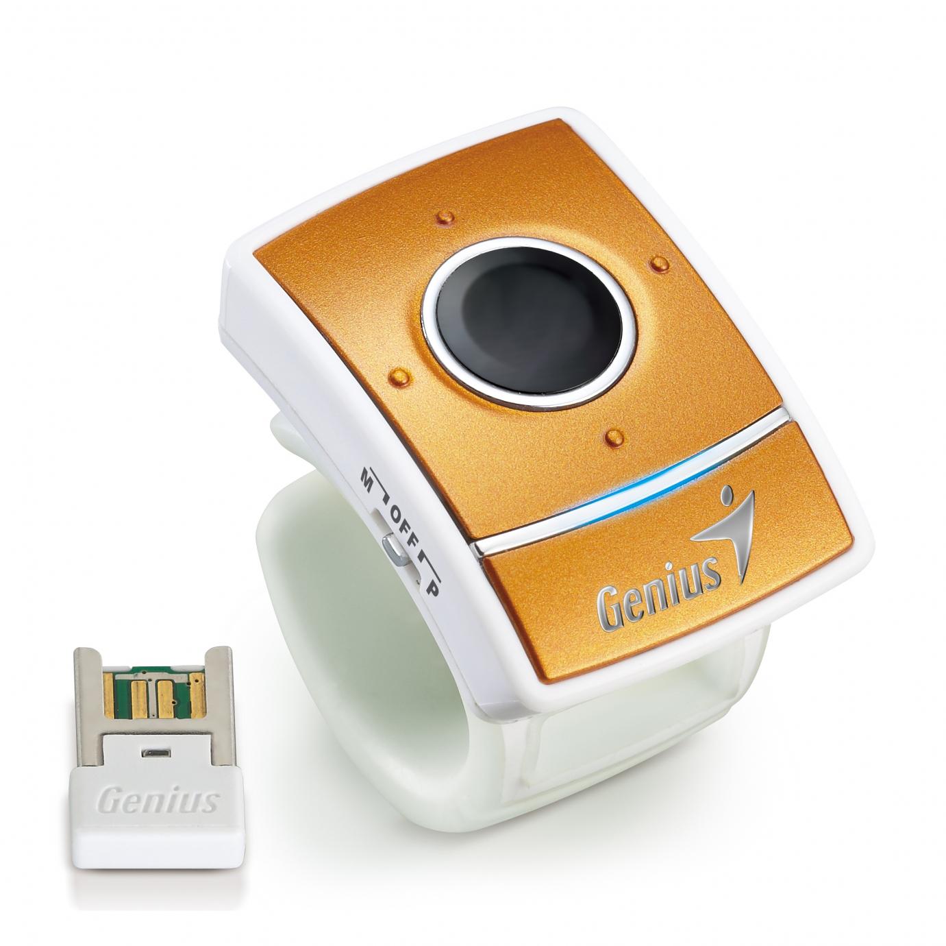 Souris pointeur laser Genius Ring Presenter