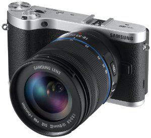 Appareil Photo Hybride Samsung NX300 20 Mpix WiFi + 18-55mm (+ Lightroom 4)
