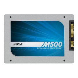 """SSD Crucial M500 240Go 2.5"""" Serial ATA-600"""