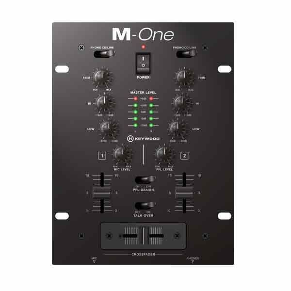 Table de mixage Keywood DJ M-One