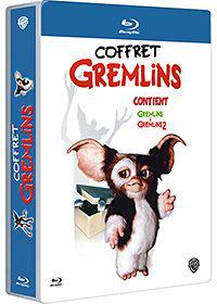 Coffret Blu-ray Gremlins + Gremlins 2 : la nouvelle génération