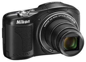 Appareil photo Nikon Coolpix L610 - 16 Mpx 14x (25-350 mm)