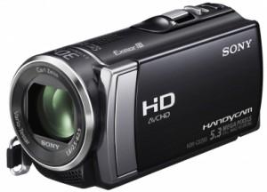 Camescope Full HD avec mémoire flash Sony CX200E avec ODR (50€)