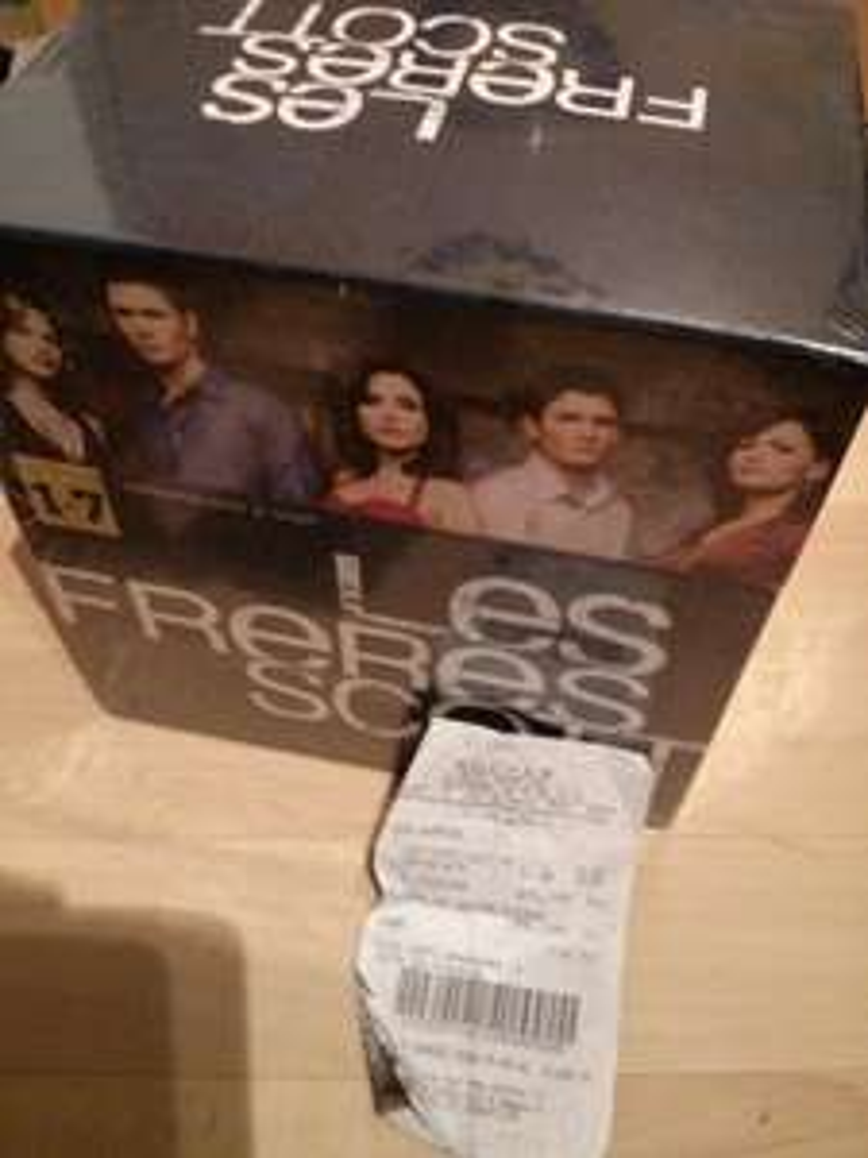 Coffret DVD Les Frères Scott - Intégrale Saisons 1-7