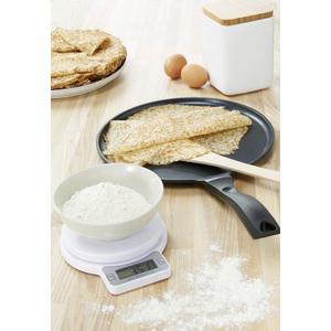Promotions sur divers articles de cuisine - Ex: Moule à pâtisserie en silicone à 3.49€,  Galetière + Balance de cuisine