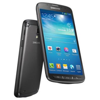 Smartphone Samsung Galaxy S4 active Gris