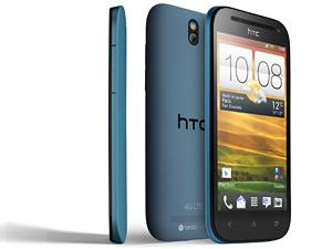 4G : Smartphone HTC One SV Blanc