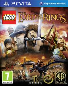 Lego Le Seigneur des Anneaux sur PS Vita