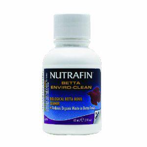 Nettoyant biologique pour bocal à Betta (combattants et apparentés) Nutrafin Betta Enviro-Clean