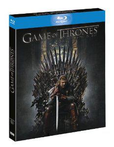 Blu-ray Game of Thrones Saison 1