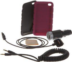Kit d'accessoires AmazonBasics pour iPod touch 4G
