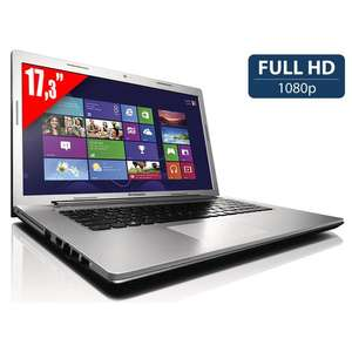 "PC portable Lenovo Z710 (i7QC), 17.3"" Full HD - i7-4700MQ - 16 Go DDR3 - 1 To - Lecteur Blu Ray"