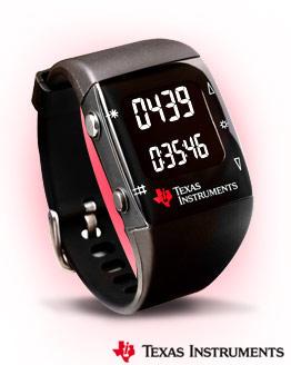 Diverses réductions Texas Instruments (Voir description) : ex : montre programmable Chronos EZ430