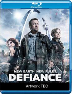 Coffret Blu-Ray Série Defiance Saison 1