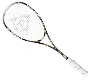 Jusqu'à -70% sur le site (Badminton, Squash et Tennis) - Ex : Raquette de squash Dunlop Aerogel Pro 4D