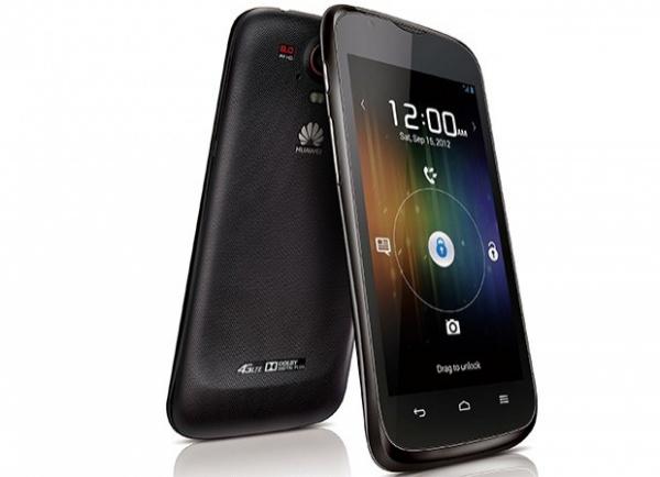 Smartphone Huawei Ascend P1 4G LTE
